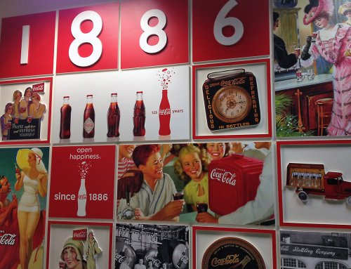 HQs Branding Decoration – Coca Cola Hellas