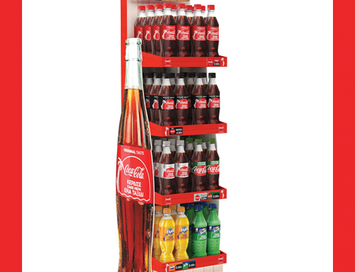 Floor Stand – Coca Cola Summer