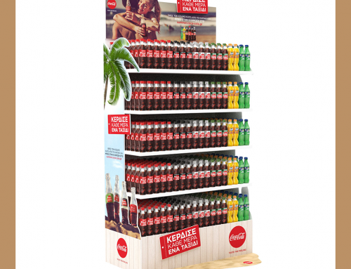 Display TET – Coca Cola Summer